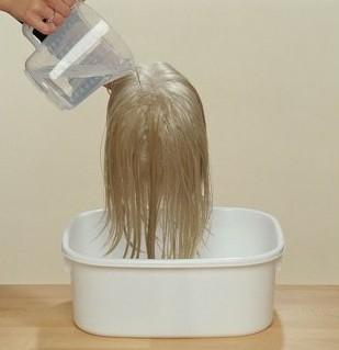 pranje perike