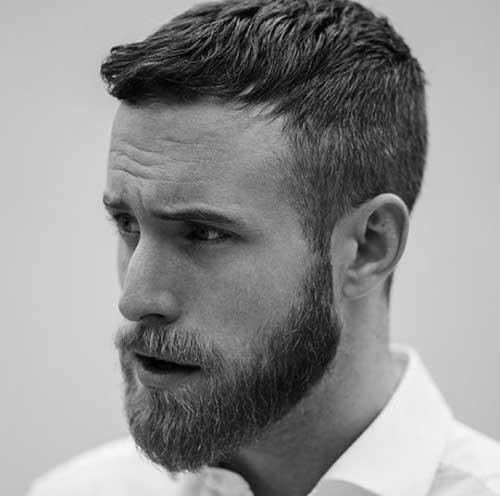20 Trendi Muških Frizura Za Kratku Kosu Foto Friz