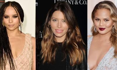 Popularne frizure za veoma dugu kosu!