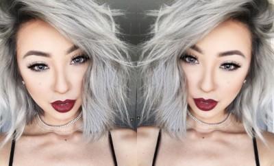 biserna boja kose