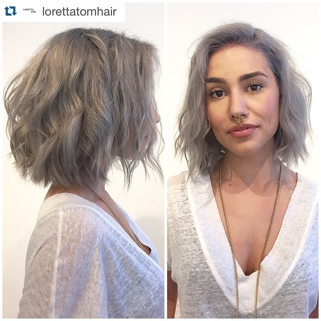layered-messy-gray-bob-haircut