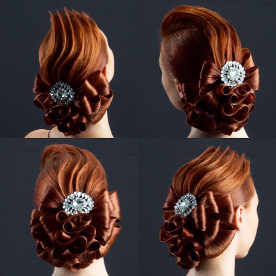 Najljepše svečane frizure za žene koje ste ikada vidjeli ...