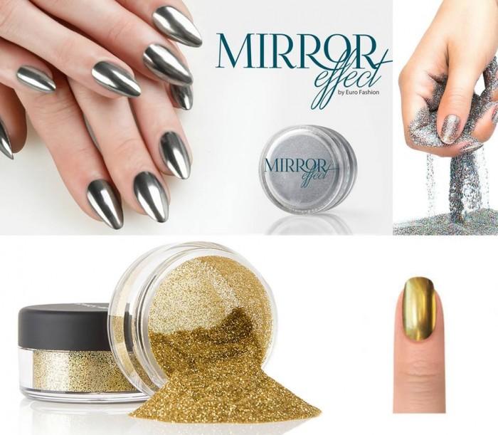 Ogledalo nokti
