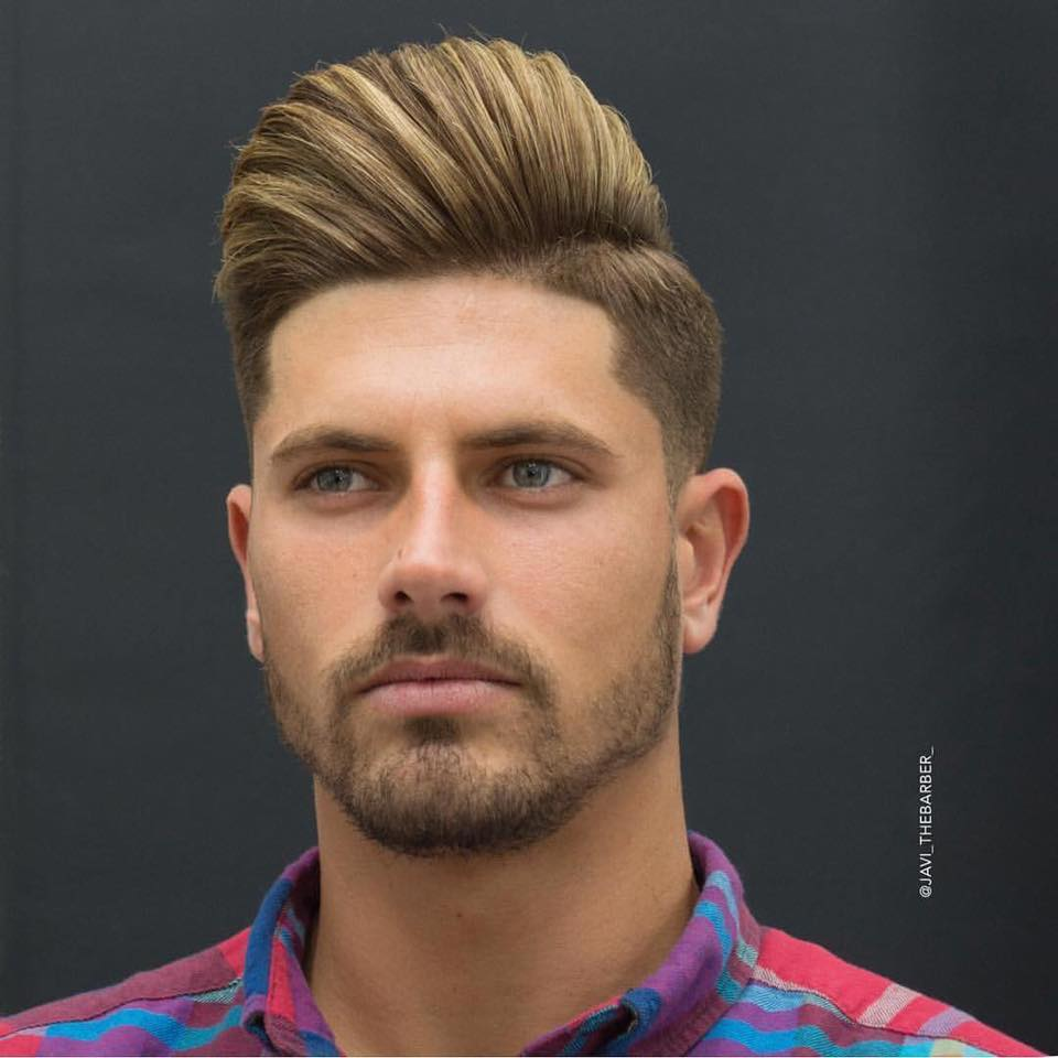 Muške frizure u trendu za početak 2017. godine   Friz