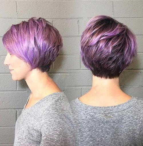 Moderne ženske Kratke Frizure Friz