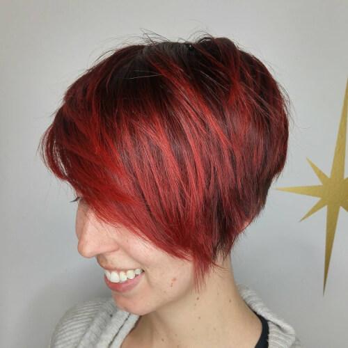 ženske frizure za kratku kosu (41)