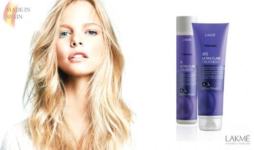 Šampon protiv žutila