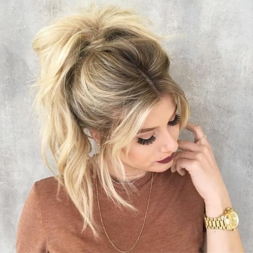 Ženske frizure za srednju duzinu kose 2017 (13)