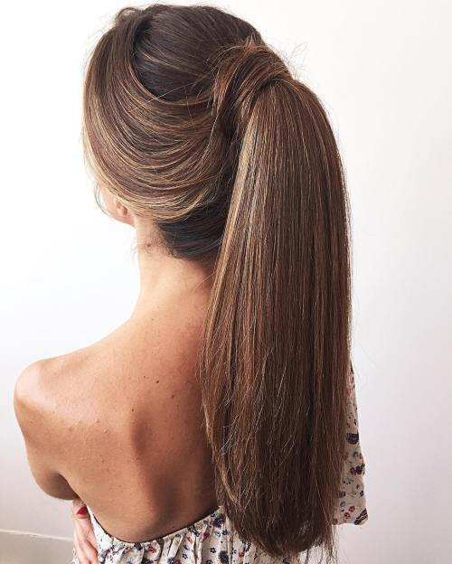 Ženske frizure za srednju duzinu kose 2017 (15)