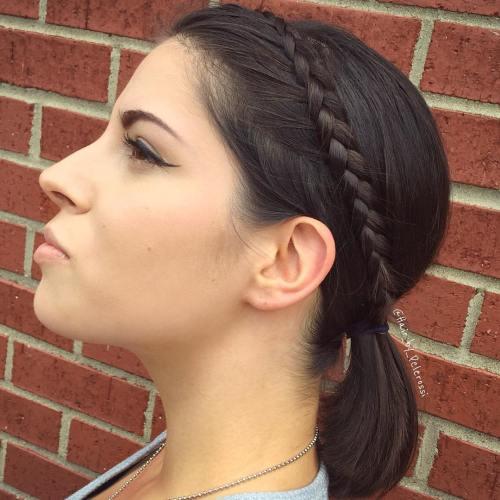 Ženske frizure za srednju duzinu kose 2017 (18)
