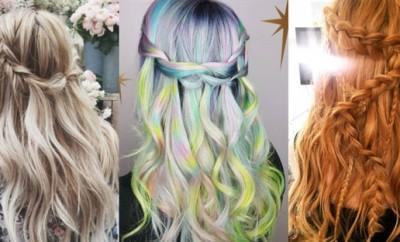 Pletenice za kosu 2017