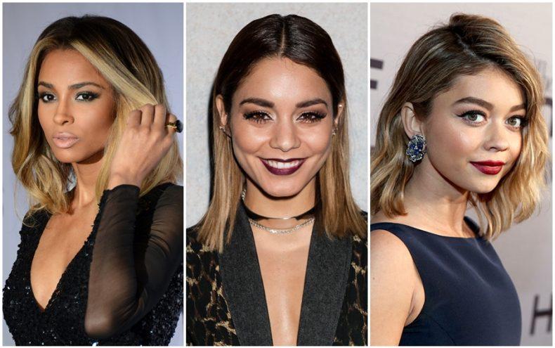 frizura ombre za kratku kosu 2017