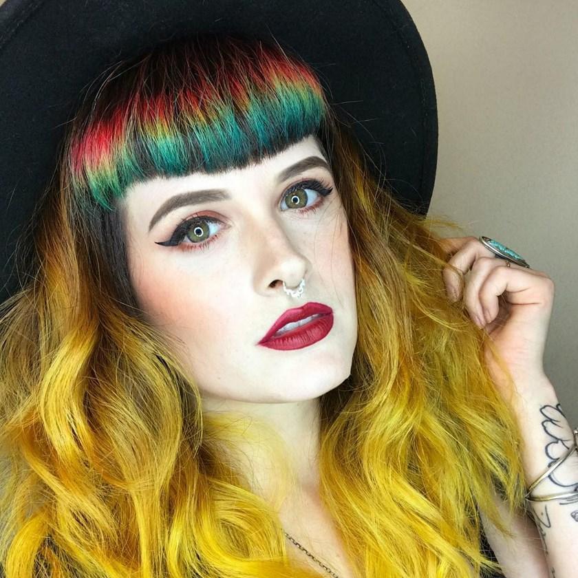 šiške frizura
