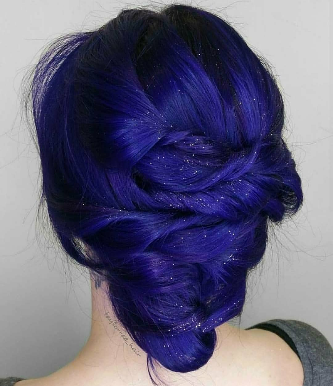 ženske frizure sa šljokicama (7)