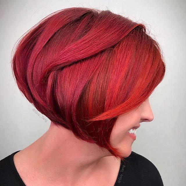 ženske frizure u crvenoj boji (4)