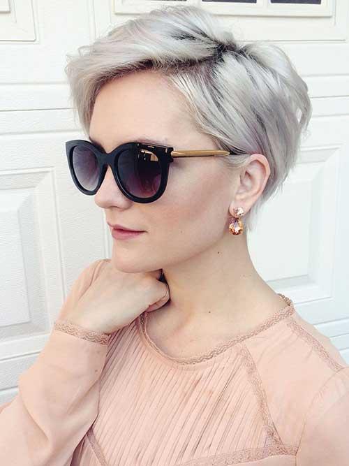 Kratke frizure Pixie (28)
