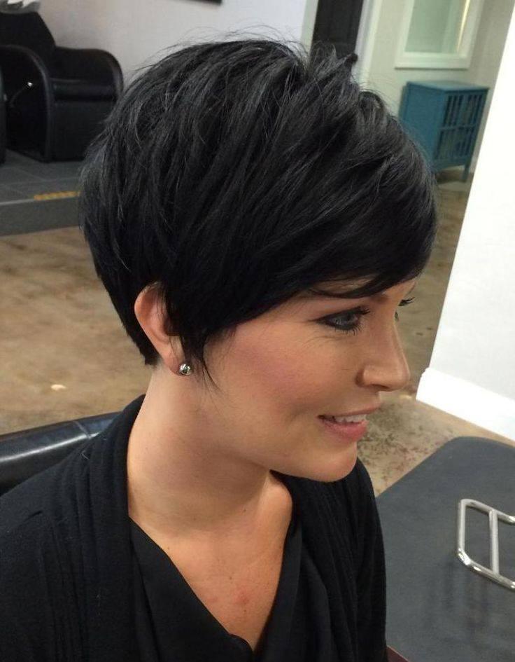 Kratke frizure Pixie (9)