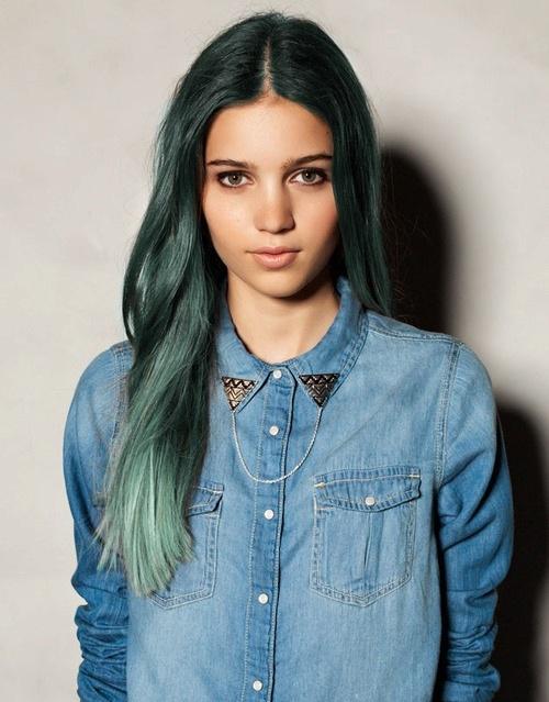 pastel green 5