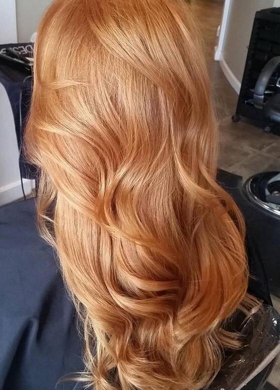 storwbery blonde