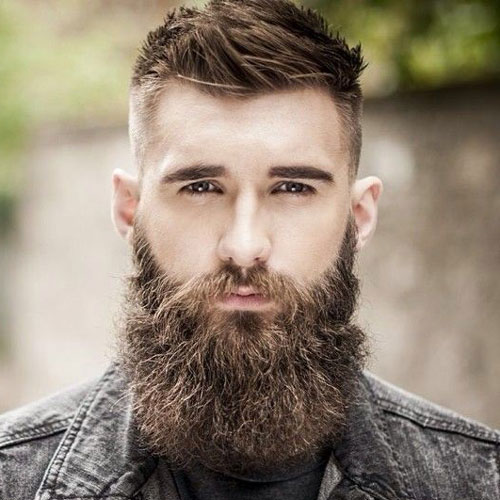 Fade-Haircut-Beard