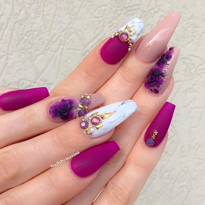 Ballerina-Nail-Art-Pictures-With-Ballerina-Nail-Shape