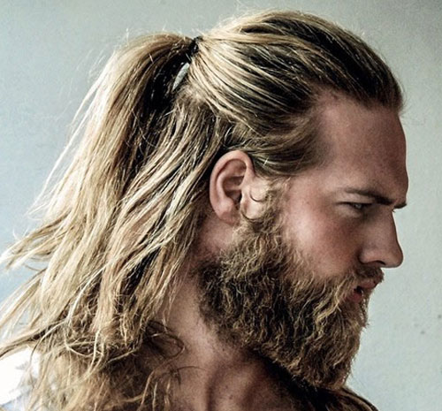 Man-Bun-with-Beard