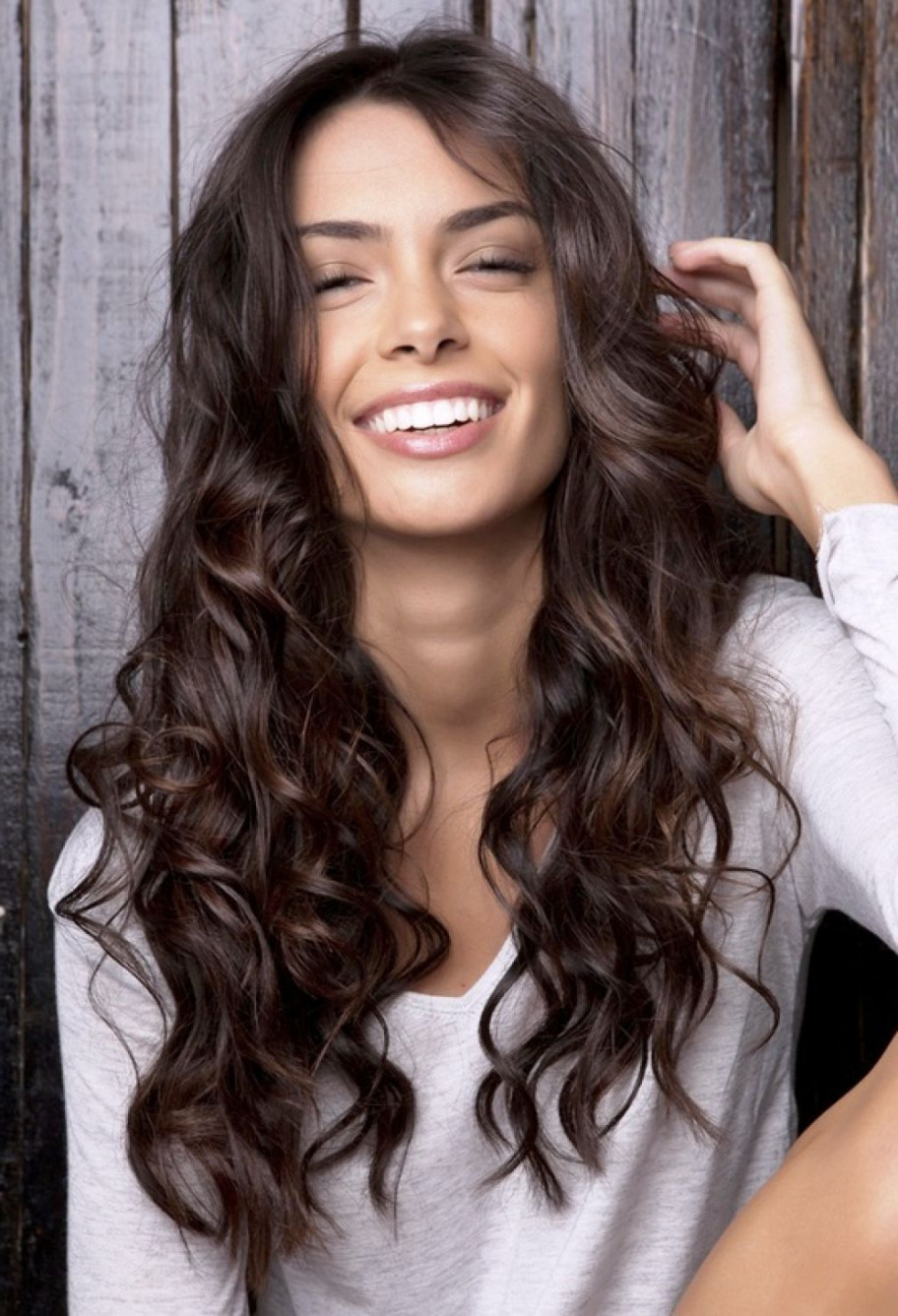 Hairstyles For Long Hair With Layers Curly Hairstyles For Long Hair