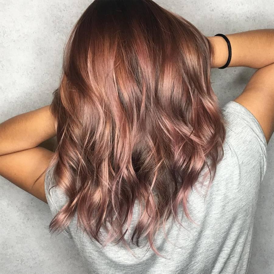 ružičasto smeđa