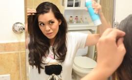 Šampon za suho pranje kose