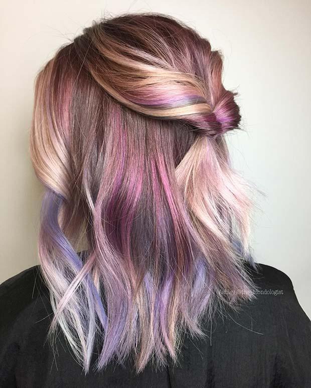 Pretty-Purple