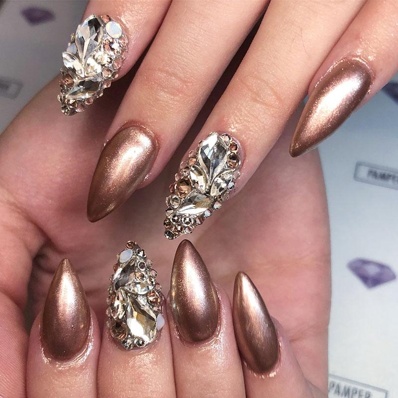 nail+look