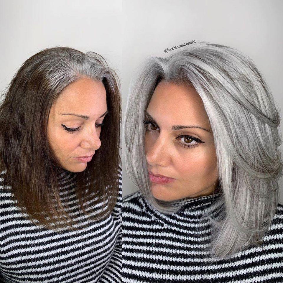 moderna zenska frizura