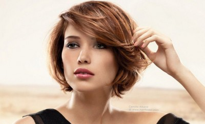 feathered-hairstyles-for-short-hair