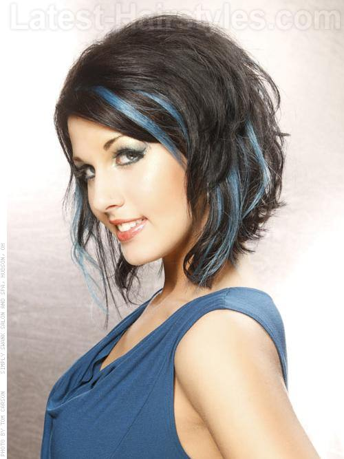 peek-a-blues-brunette-style-with-blue-highlights-side-view