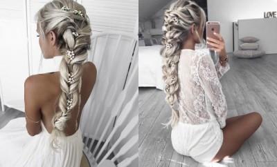 frizura za vjencanje