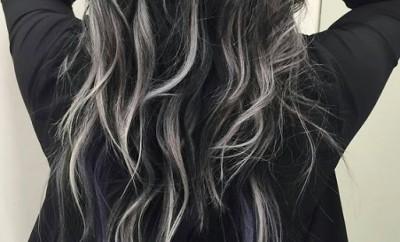Silver ombre zenska frizura 2017 (15)
