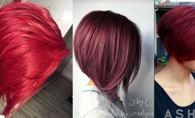 Ženske frizure bob 2017 (4)
