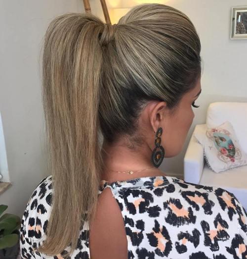 Ženske frizure za srednju duzinu kose 2017 (9)