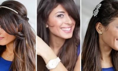 Ženske frizure za praznike