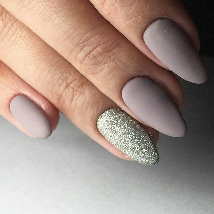 matte nails 2018 trendy designs for long or short nails ladylife Matte Pastel Nail Polish