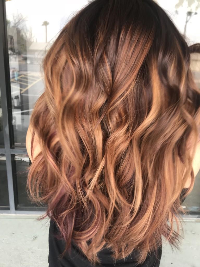 spiced gold hair1