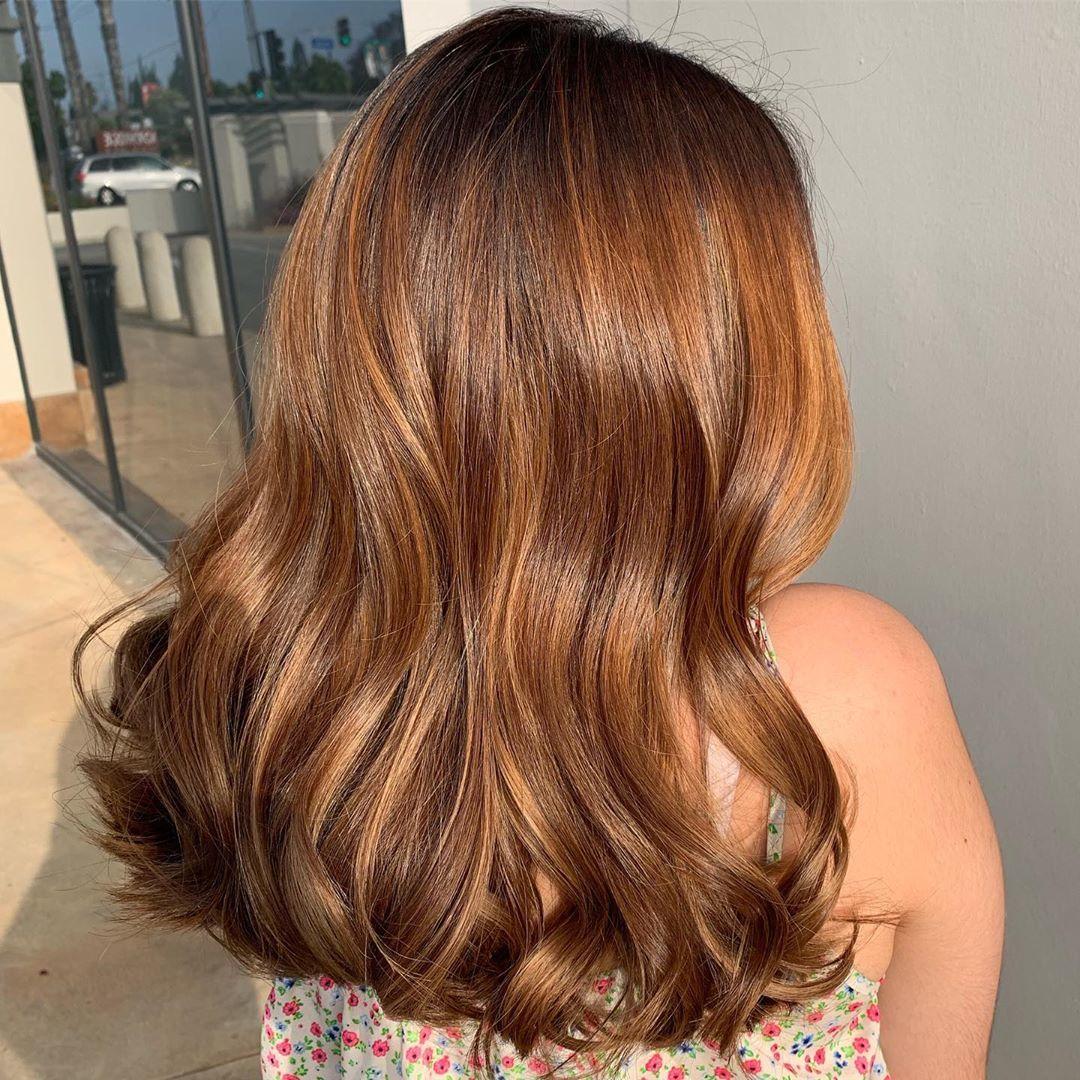 spiced gold hair4