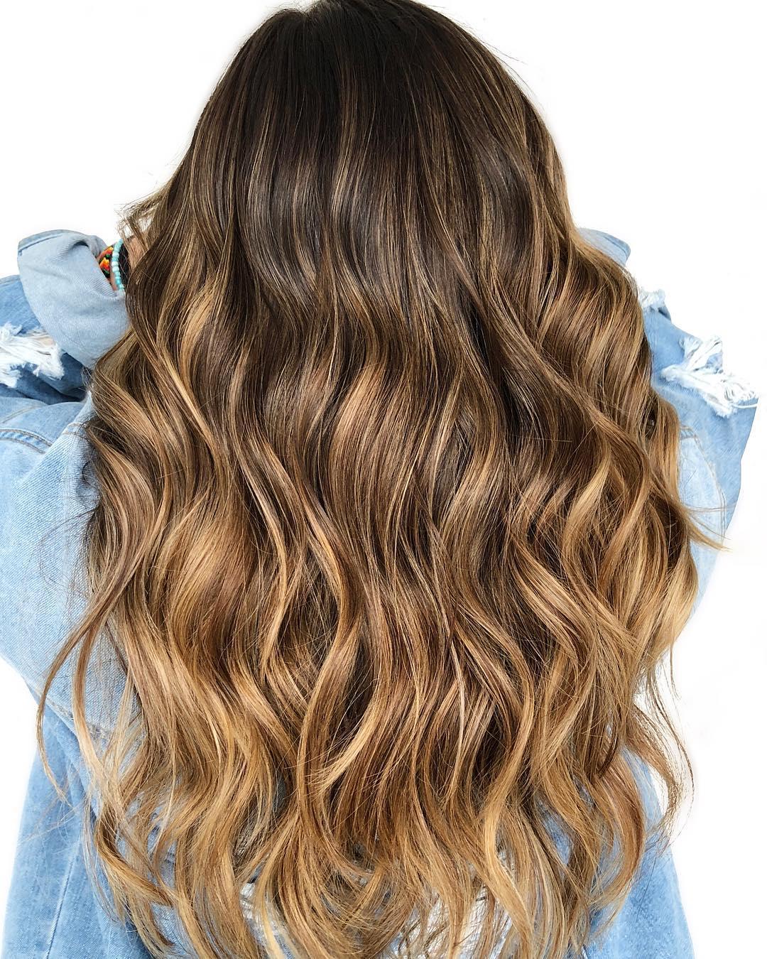 spiced gold hair6