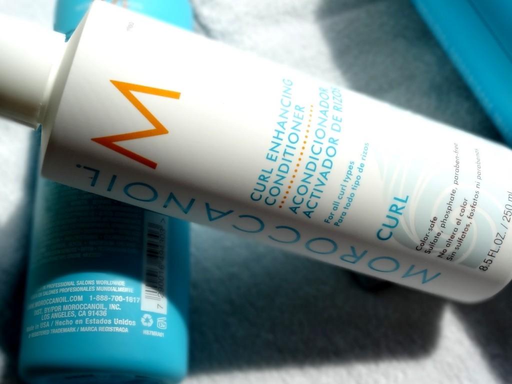 Moroccanil Curl Enhancing Conditioner Review, Photos