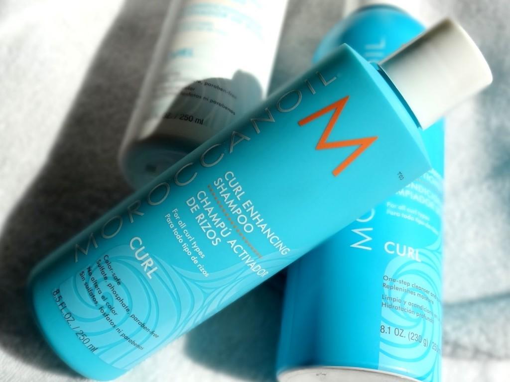 Moroccanil Curl Enhancing Shampoo Review, Photos